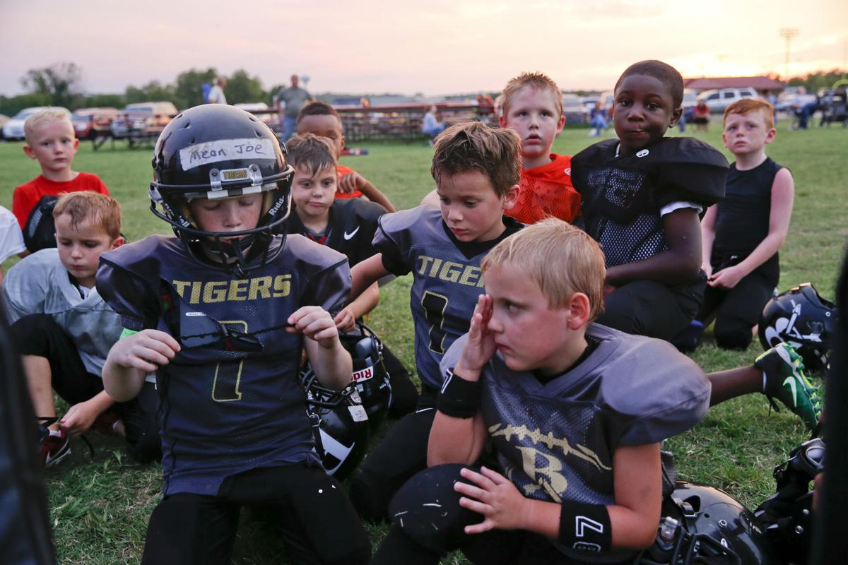 Youth Tackle Football Participation >> Participation Levels Drop In Oklahoma Youth Tackle Football But