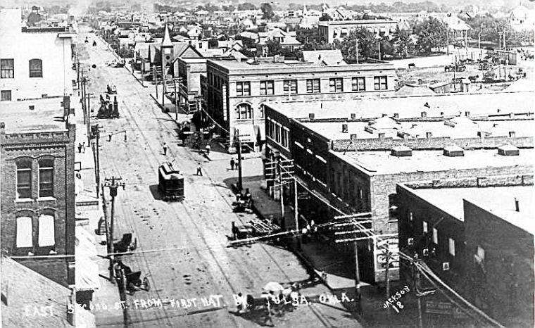 Tulsa 1918