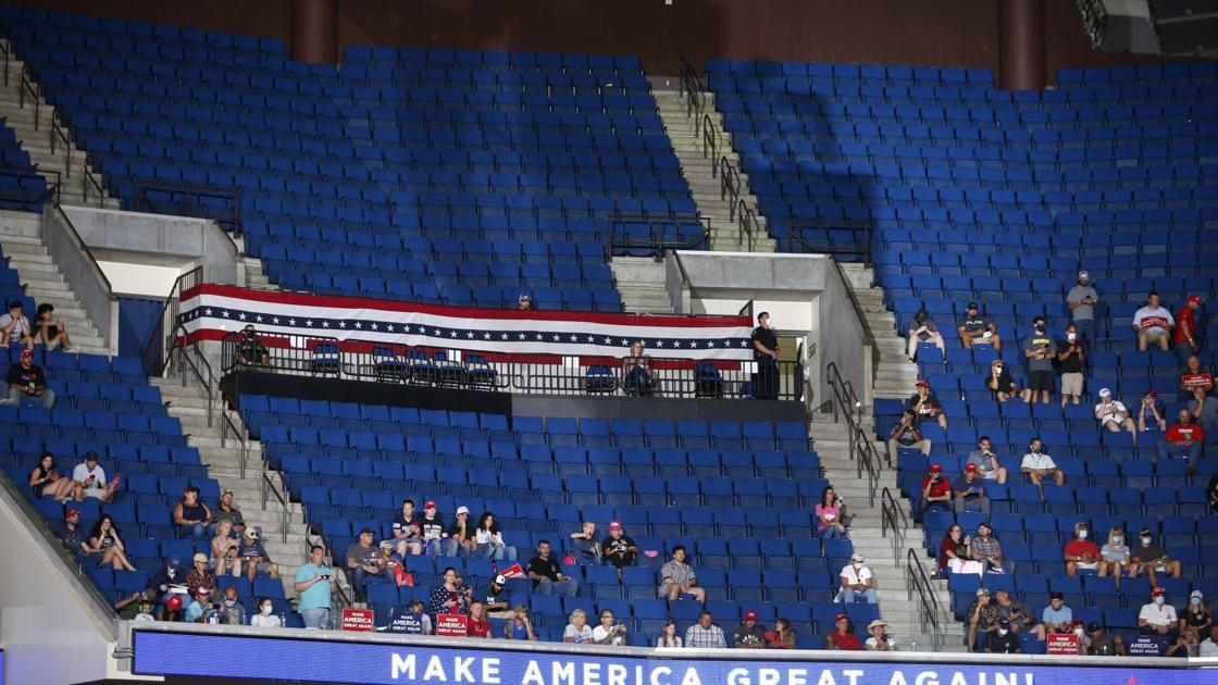 Letter to the editor: Pranksters undermine Trump rally, Democratic Party ideals