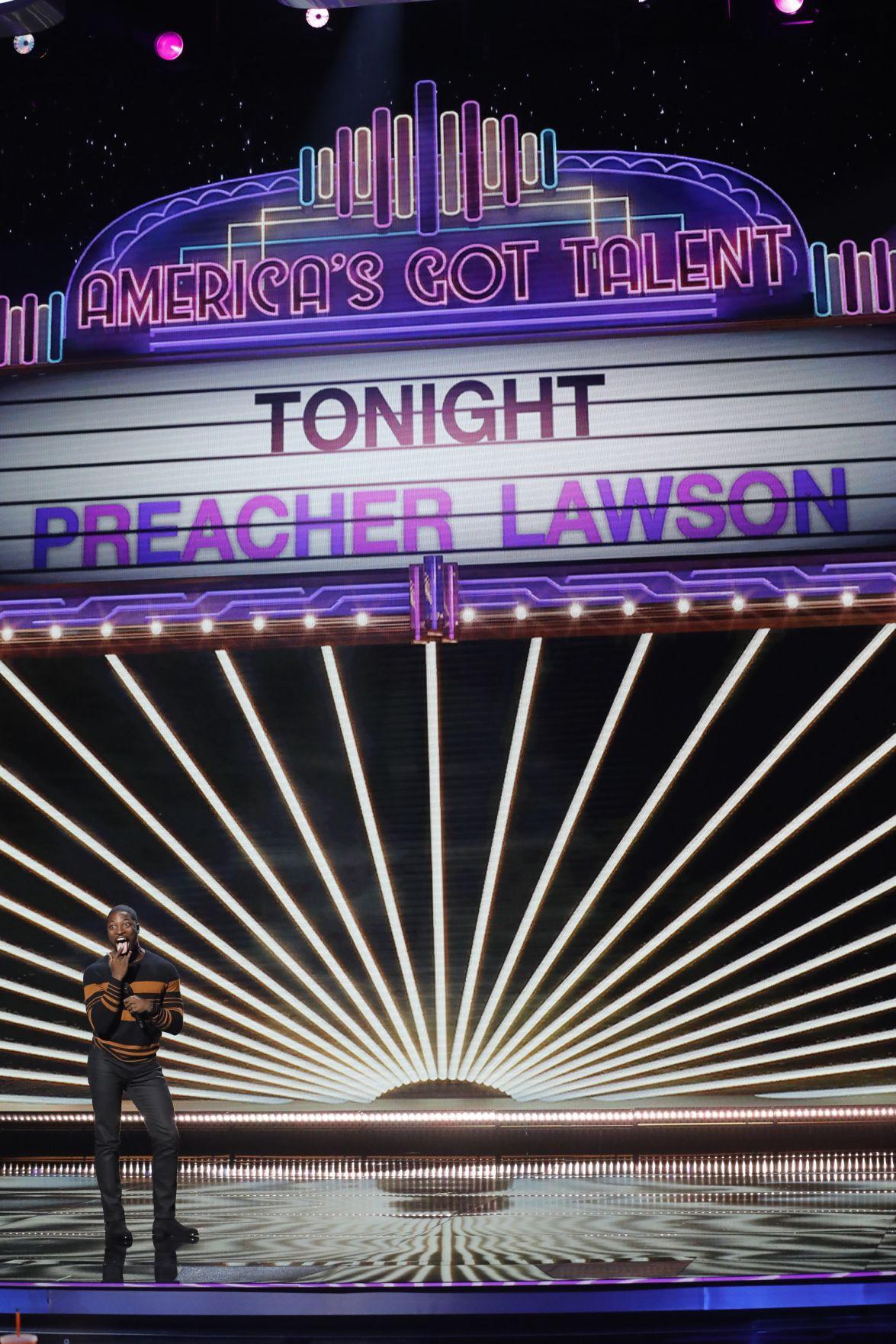 'America's Got Talent' finalist Preacher Lawson coming to ...