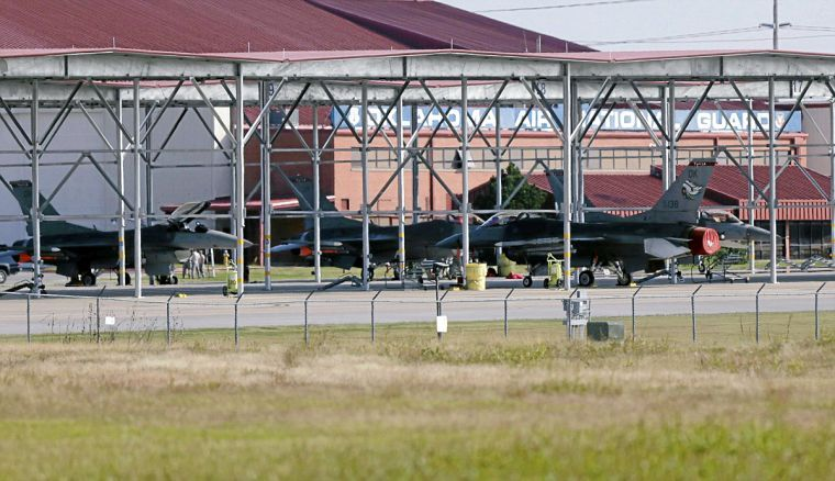 air force to investigate crash involving oklahoma air national guard rh tulsaworld com