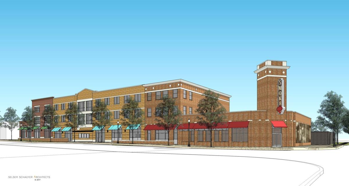 Smoke Restaurant To Anchor New Large Scale Mixed Use Development