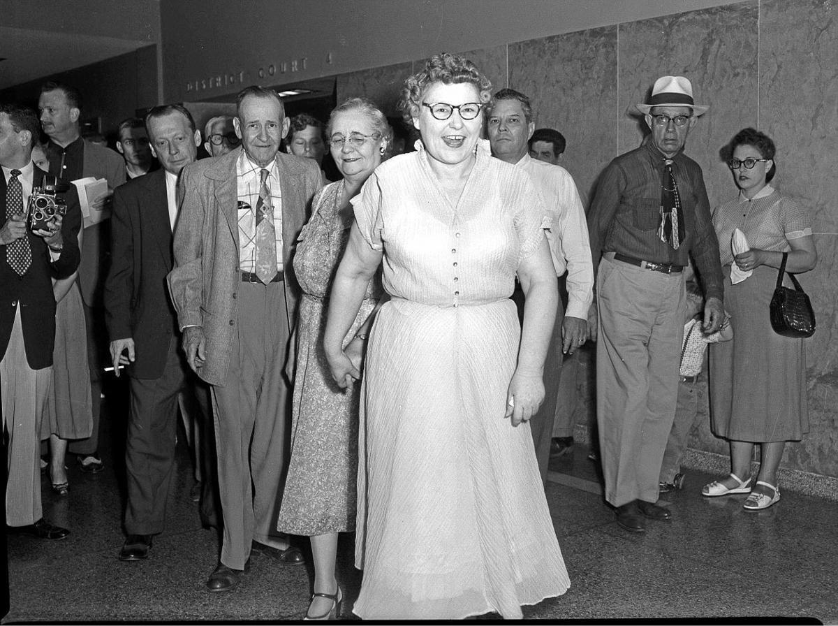 Confessed poisoner Nannie Doss
