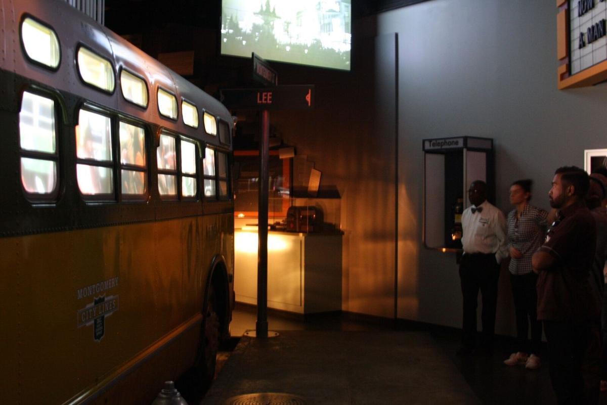 Race Massacre Commission Montgomery trip