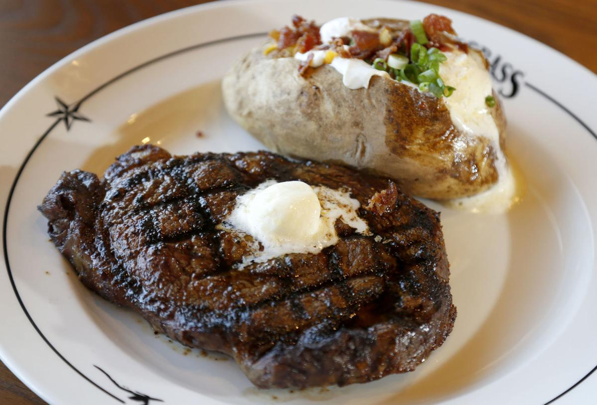 review saltgrass steak house offers a slice of the old west to