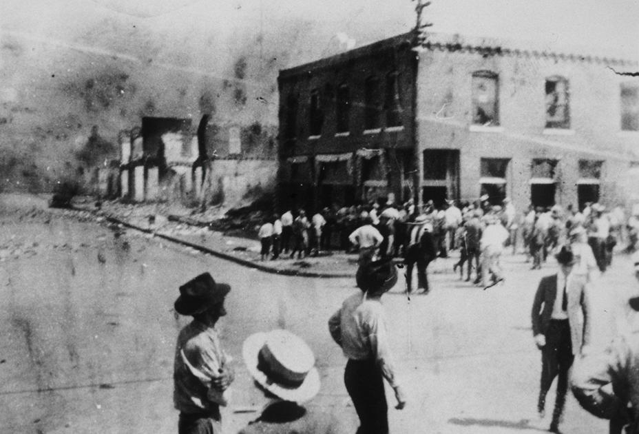 Throwback Tulsa: Can Tulsans Ever Come To Terms With 1921