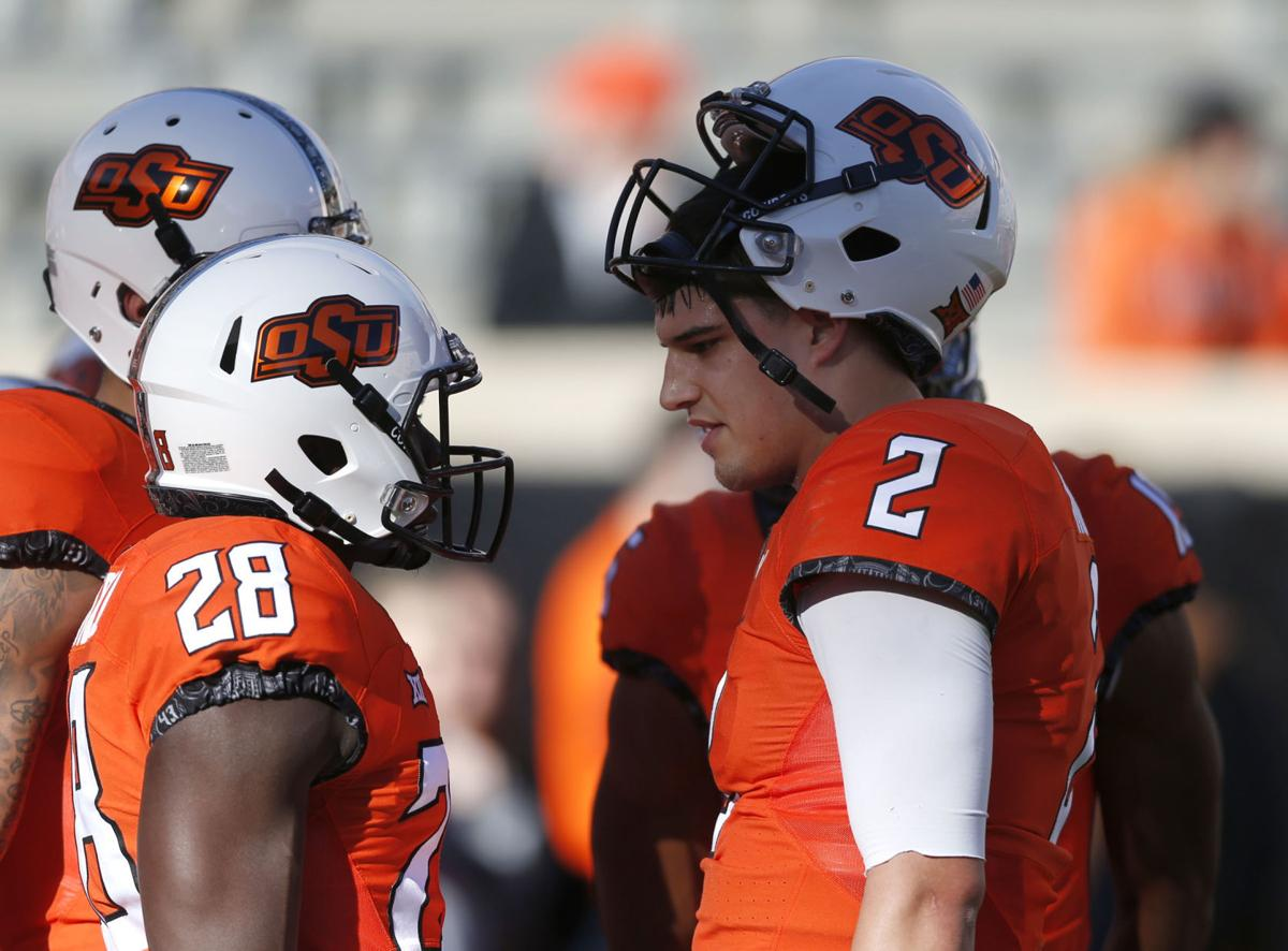 reputable site cd31e feed9 OSU football: James Washington, Mason Rudolph stay together ...