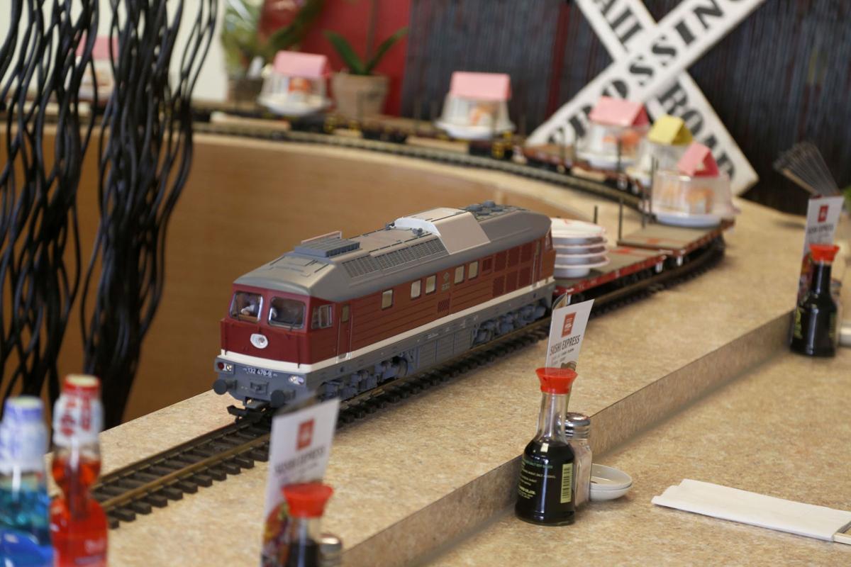 Sushi Express train 2