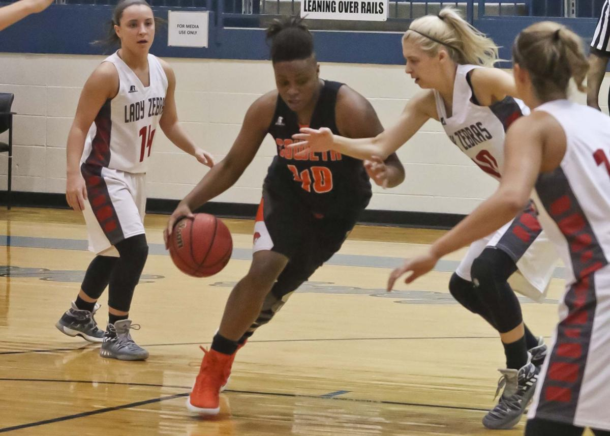 Classic battle with Claremore brings end to Lady Tiger ...