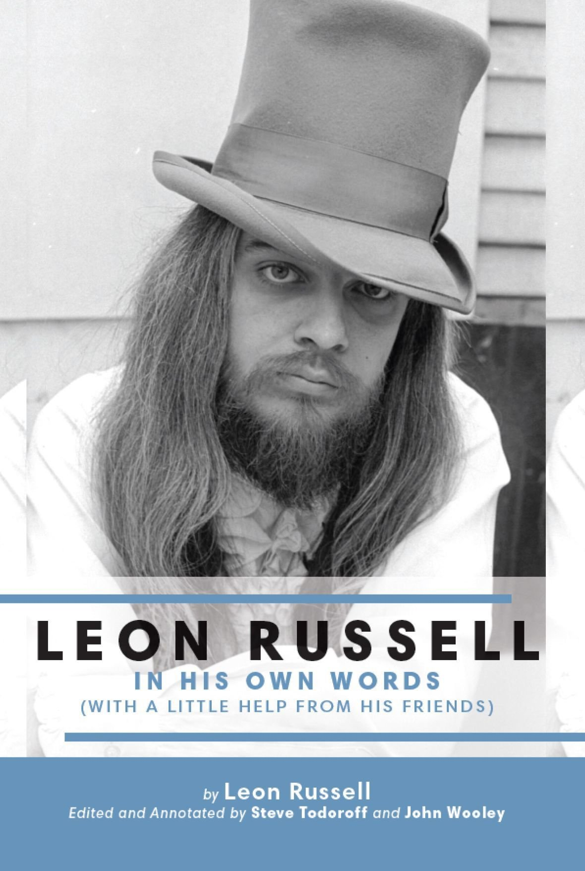 Leon Russell book