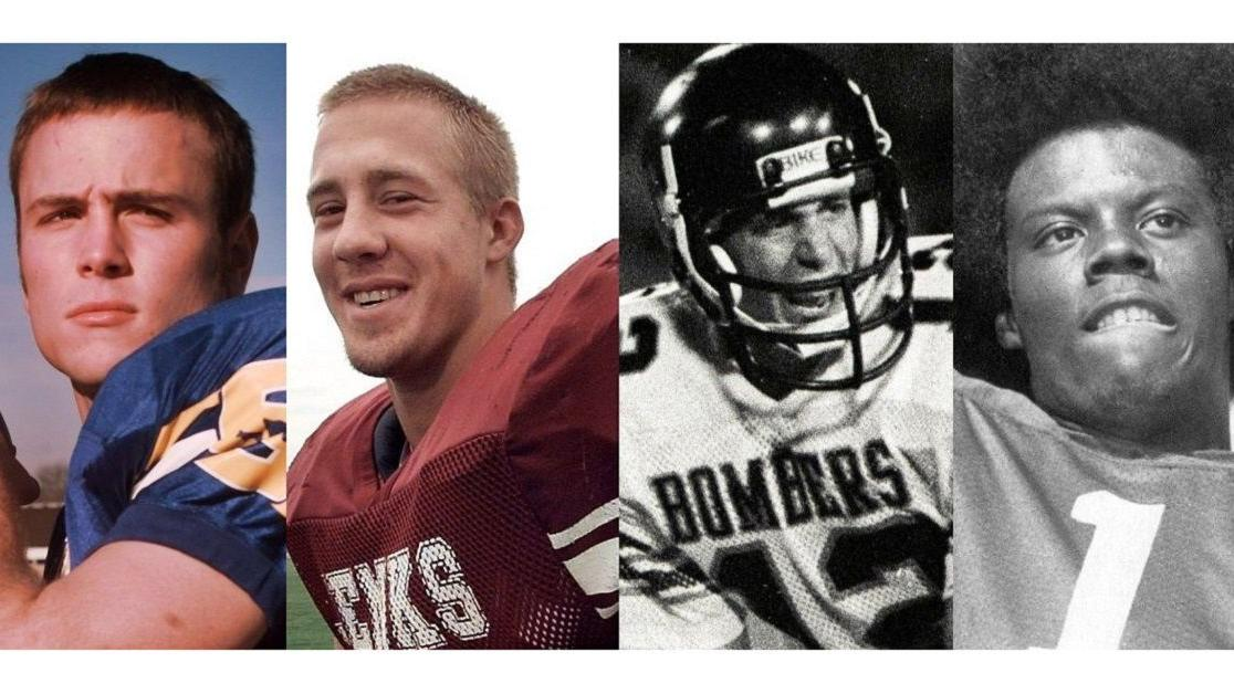 Who is 2019's All-State football player of the year? See the winners since 1958