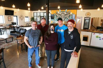 Watch Now: The Cape brewery to open soon in Jenks