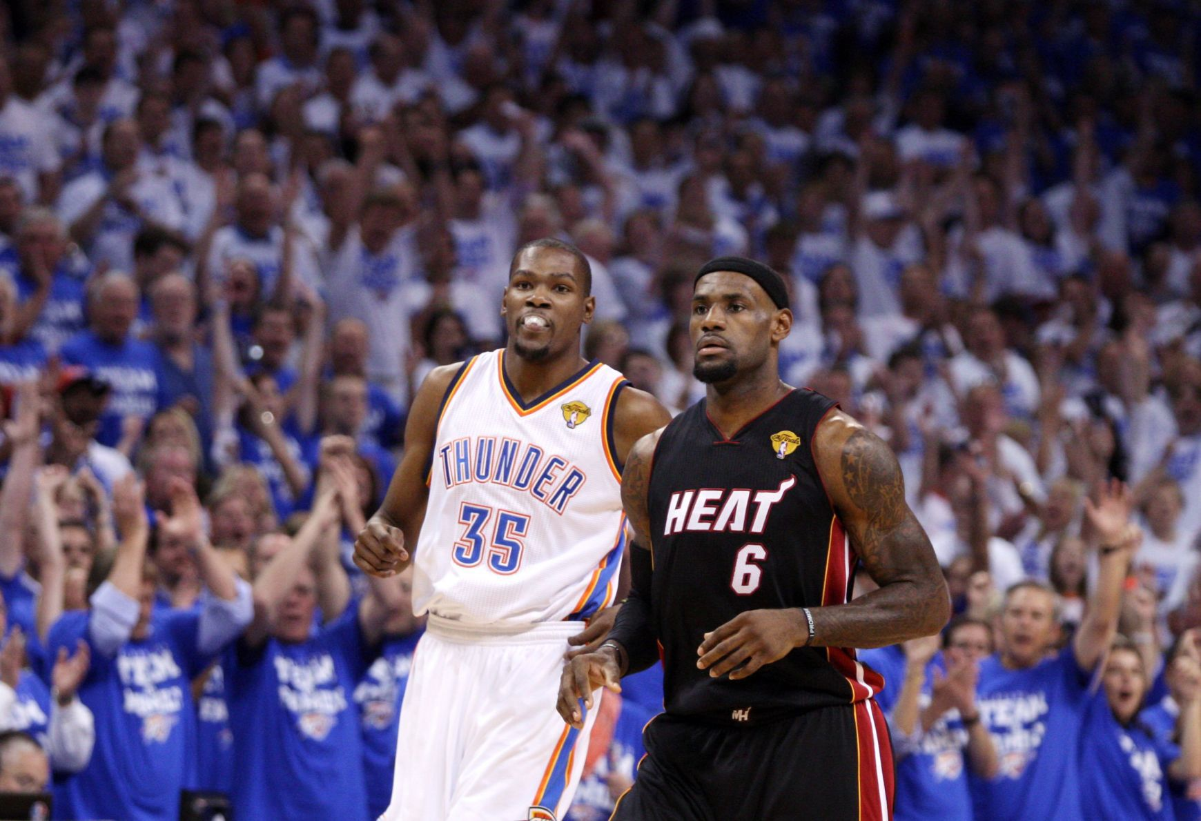 KEVIN DURANT 2012