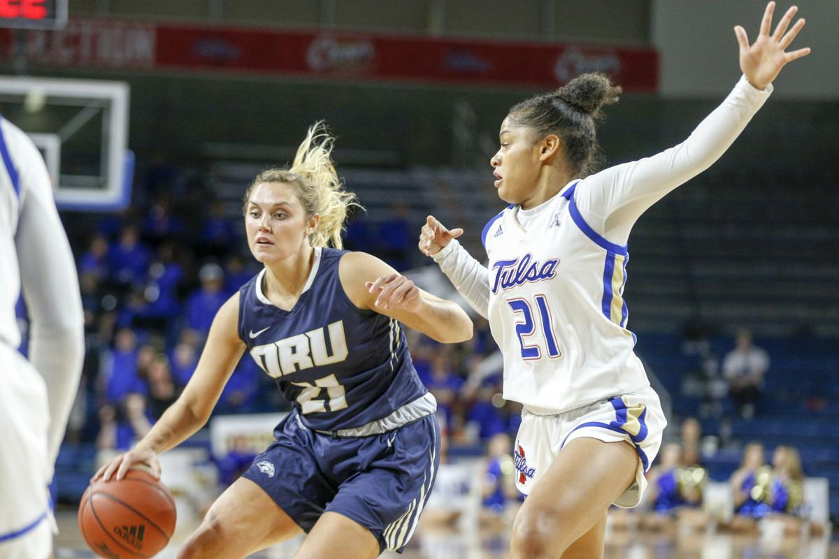 Oral Roberts vs Tulsa