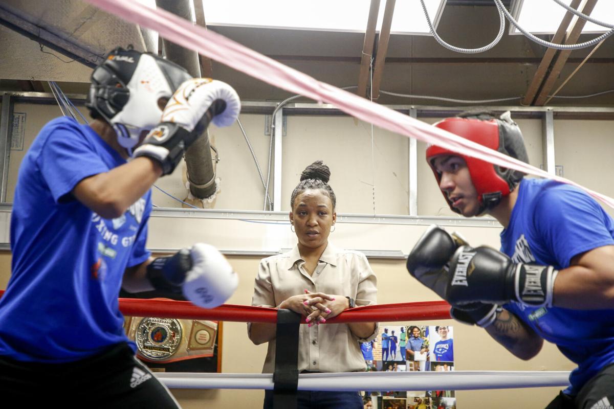 Greenwood Boxing Gym 1