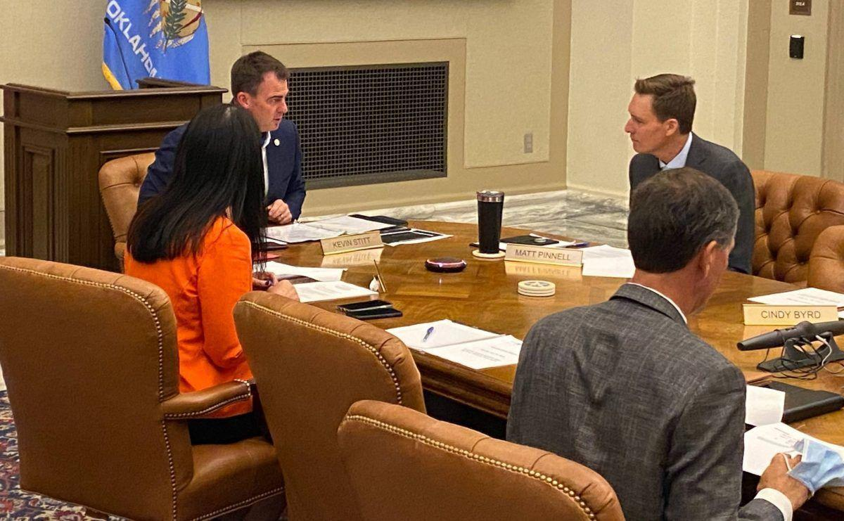 July 14 in Oklahoma City: Land Office meeting at state capitol