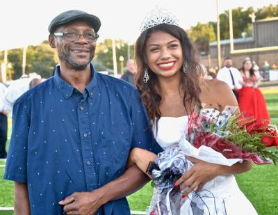2019 Homecoming Queens and Escorts (copy)