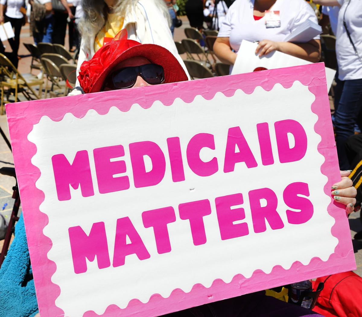 Medicaid Matters Rally (copy)