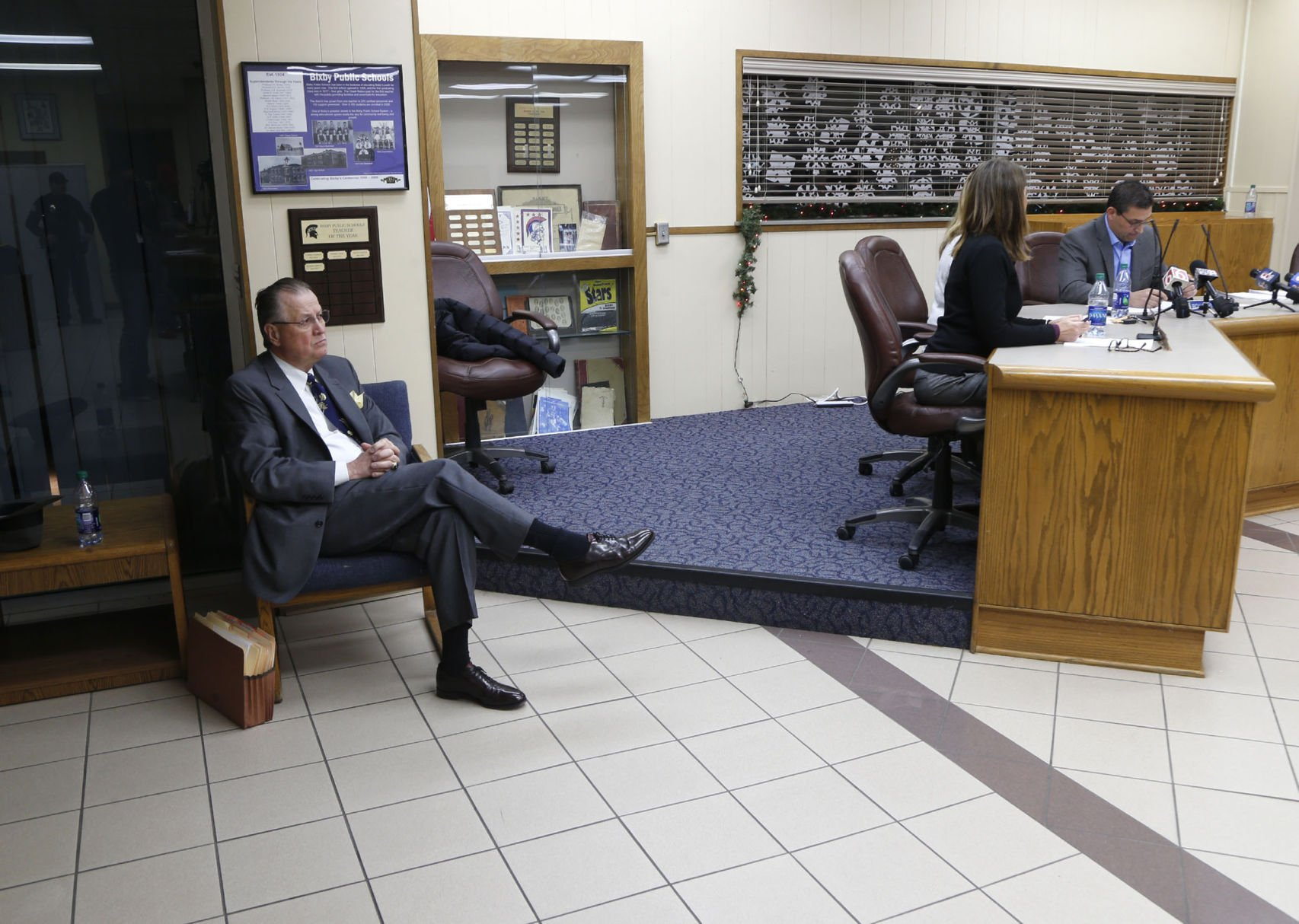 nursing resignation letter short notice%0A Bixby superintendent out amid rape investigation  board says disciplinary  process ongoing   Homepagelatest   tulsaworld com