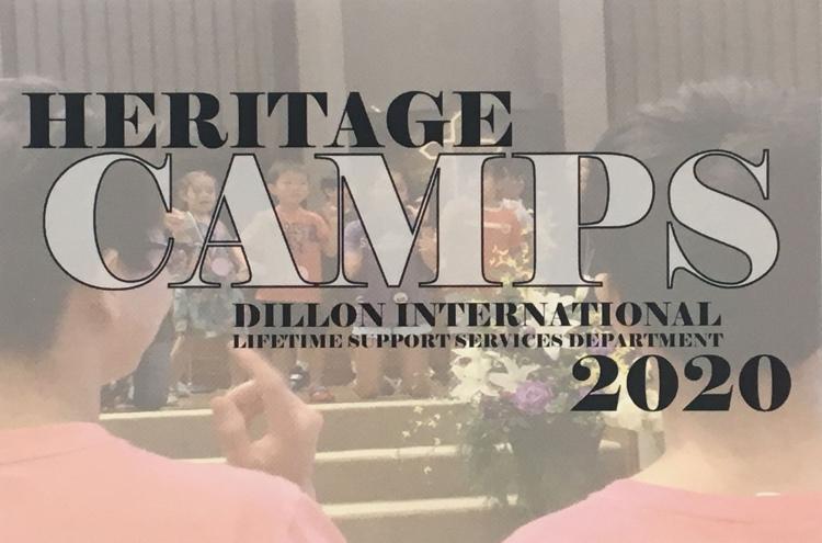Dillon International Heritage Camps