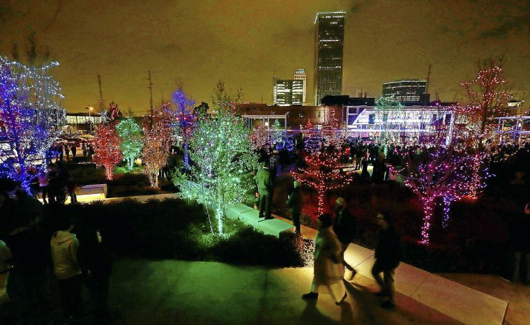 Chandler Park Christmas Lights 2020 Five to Find: Tulsa's best Christmas lights | Archive | tulsaworld.com