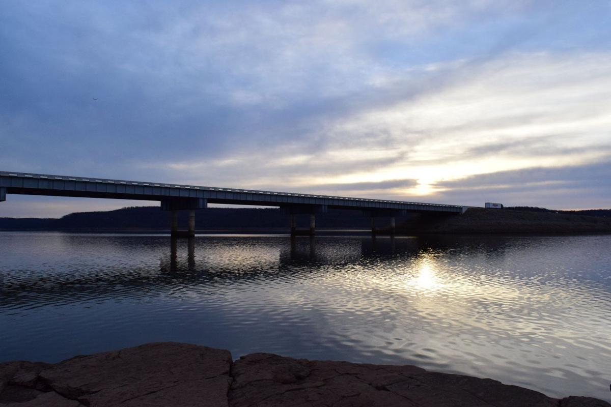 State fishing report sand springs leader for Keystone lake fishing report