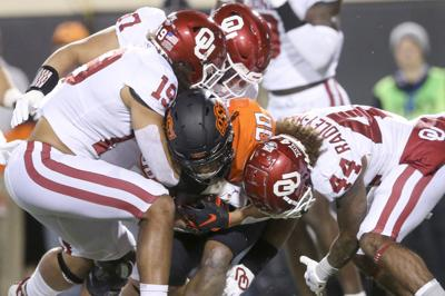 OU football: Defense is a big reason why Sooners are playing