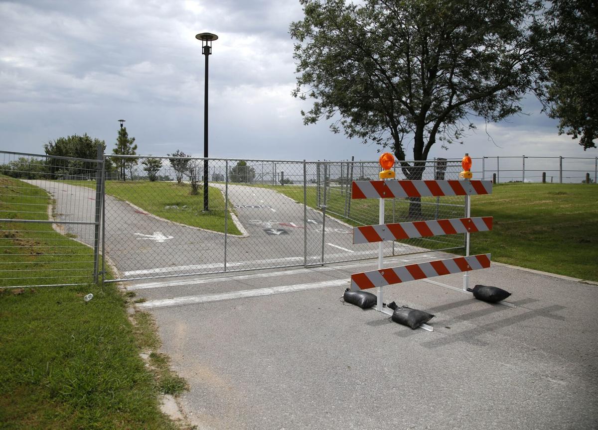Pedestrial Bridge Trail