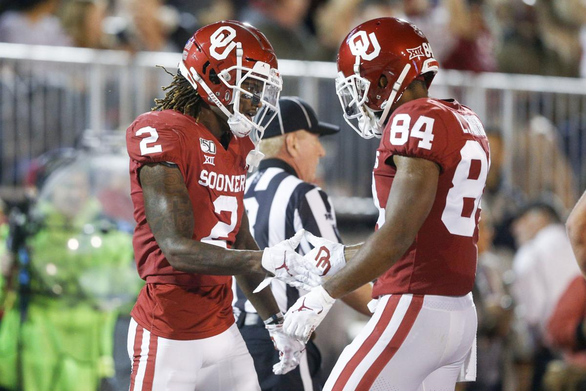 Ou Football Notebook Ceedee Lamb S Status For Saturday S