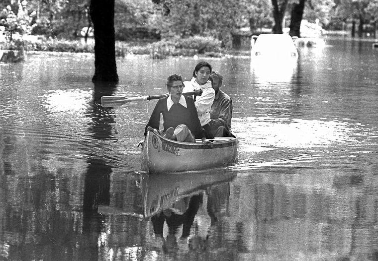 1984 Memorial Day Flood