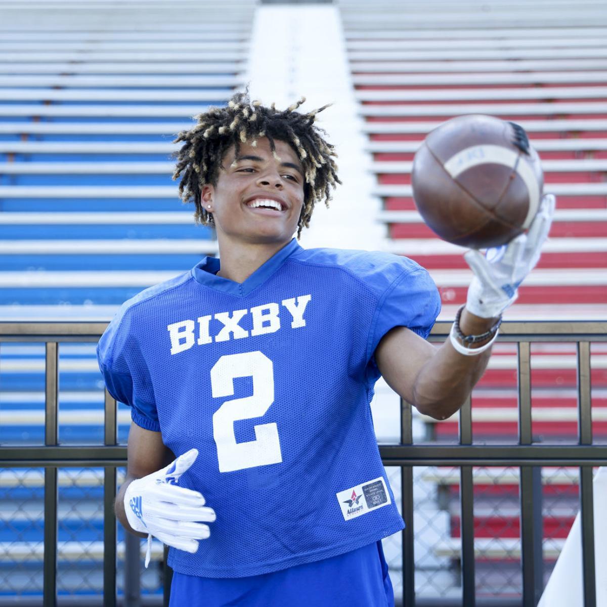 High school football: Bixby's Jordan Reagan commits to OSU