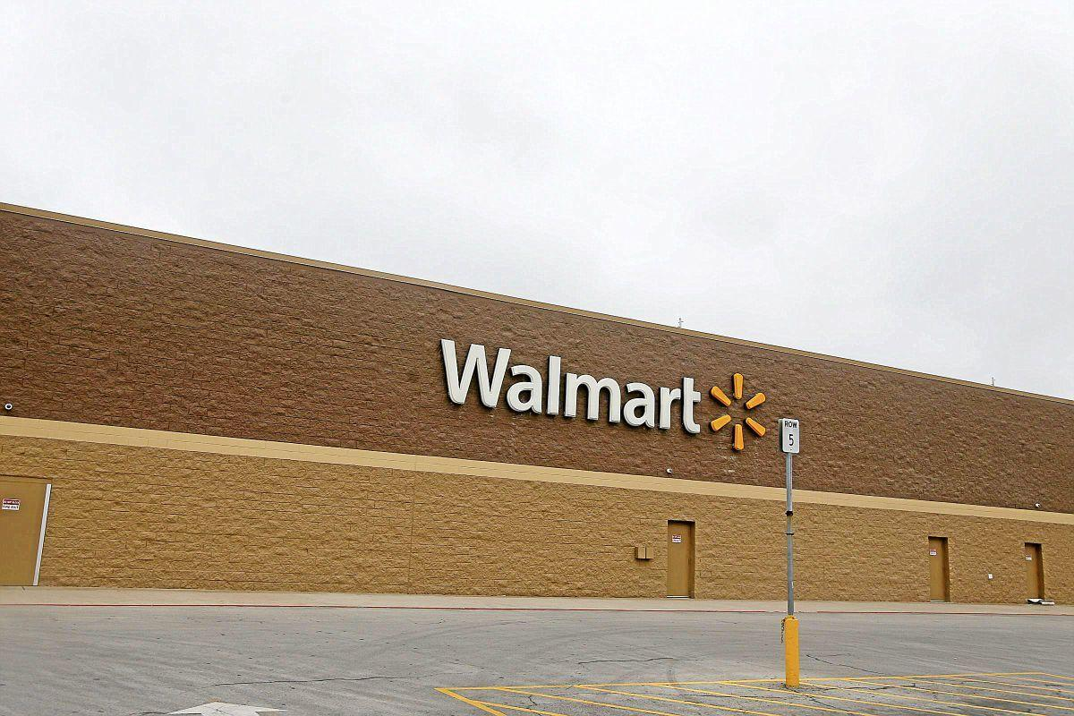 Get a look inside the renovated Wal-Mart that was closed in April ...