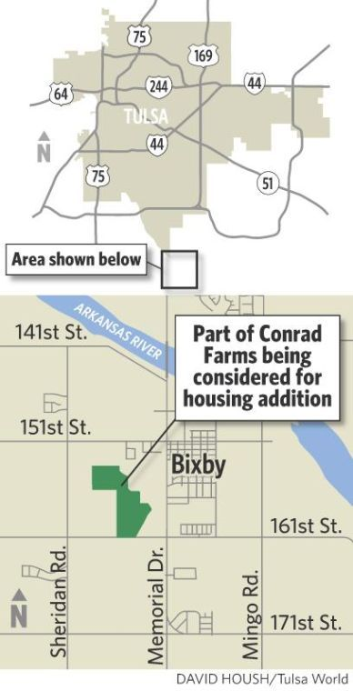 Housing Addition Could Be Coming To Conrad Farms Property