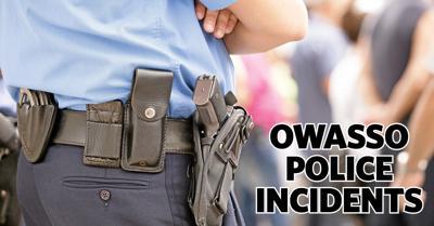 Owasso Police Incidents (4/3-4/9) | News | tulsaworld com