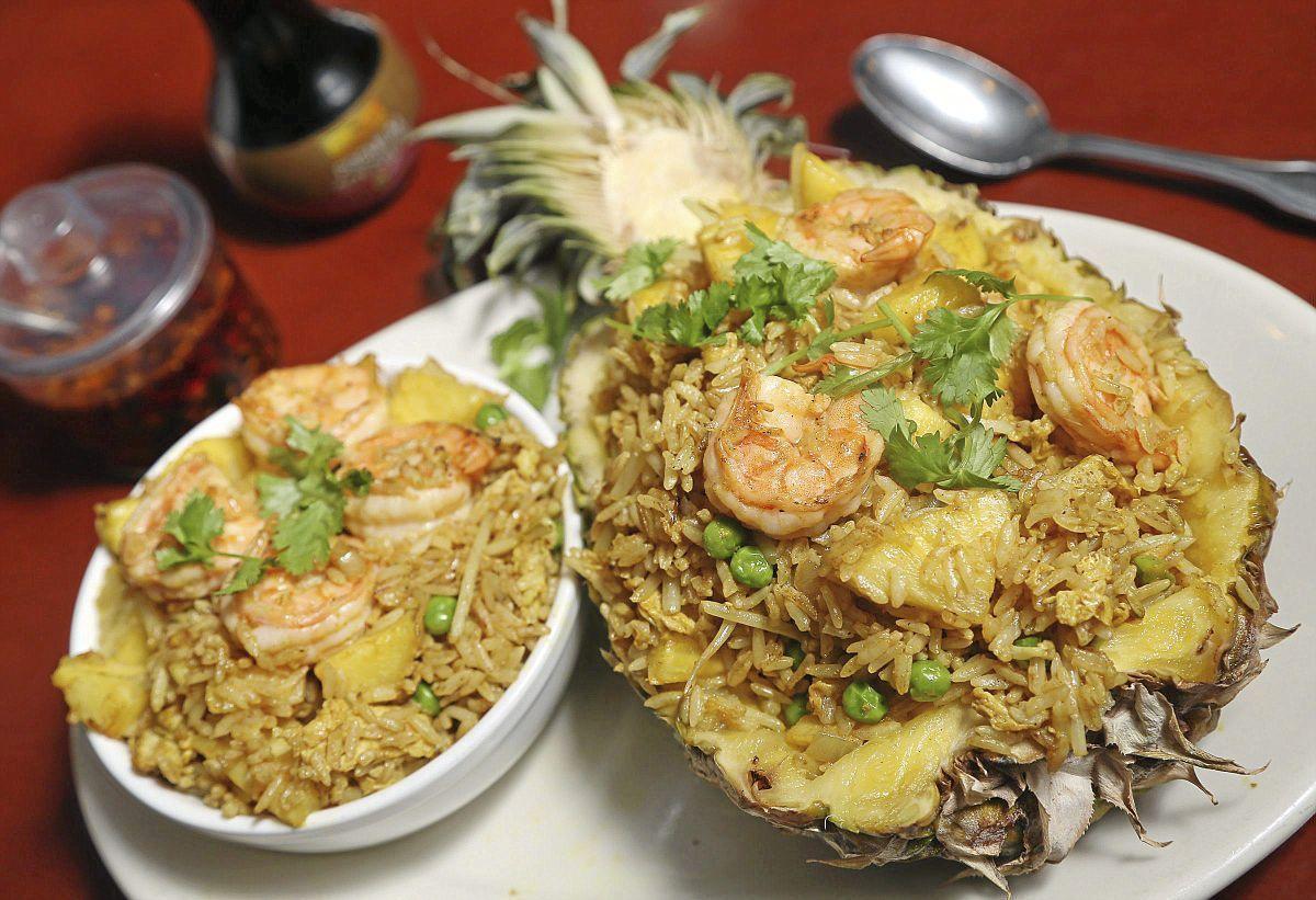 Review asian cuisine still offers impressive menu in new for Asian cuisine tulsa