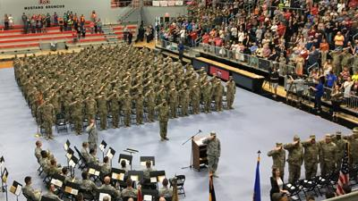 Oklahoma Army National Guard unit departs for yearlong deployment (copy)
