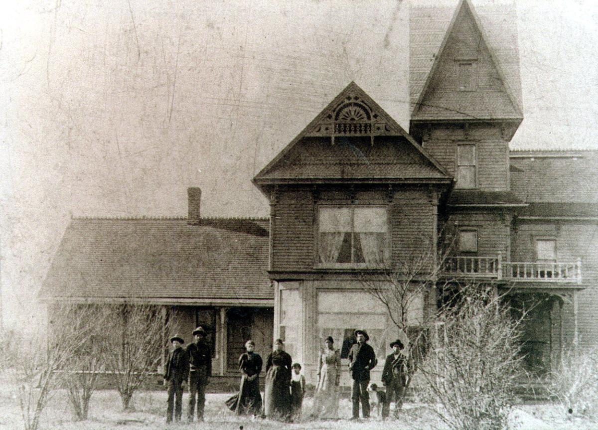 Perryman house