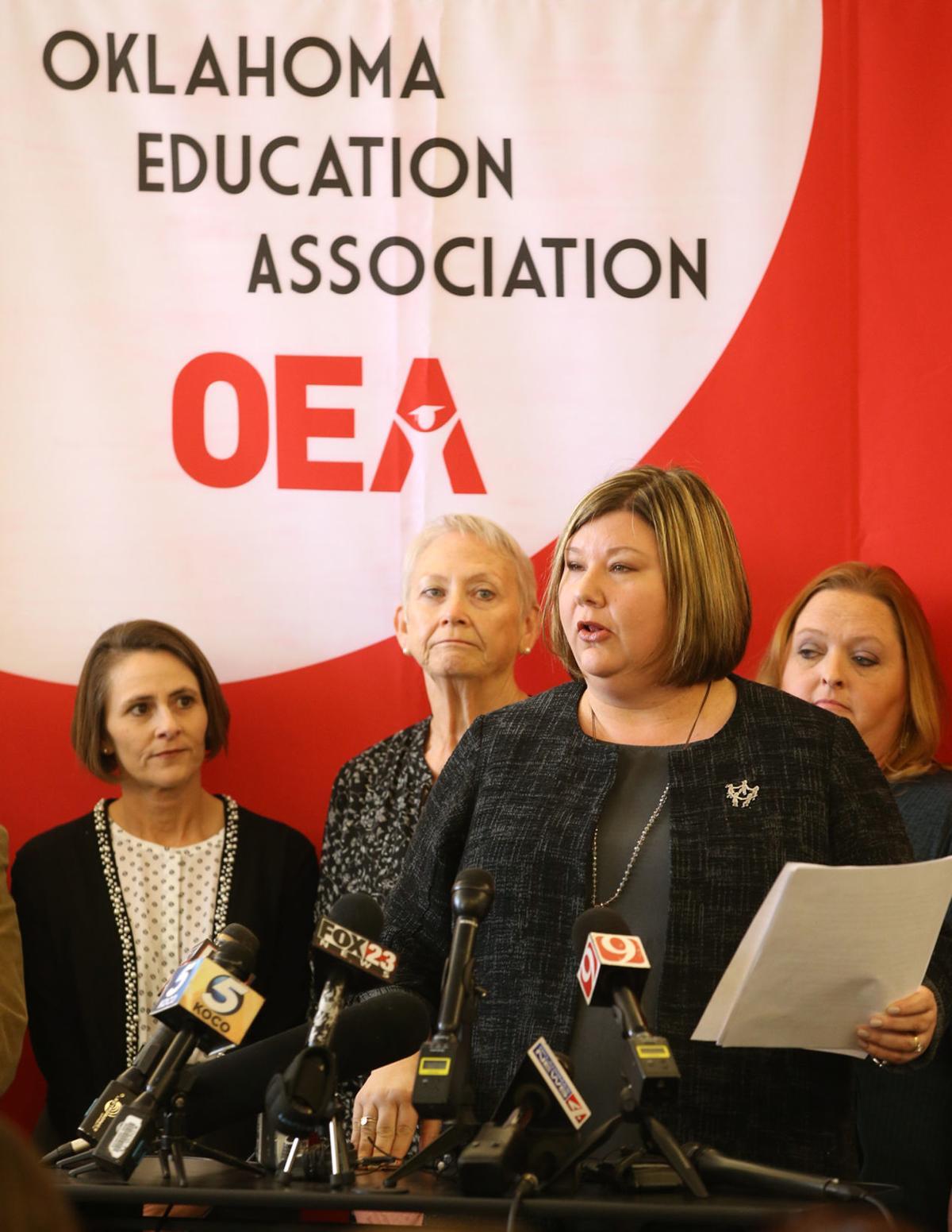 OEA Presa Conference