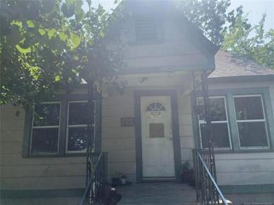 3 Bedroom Home in Tulsa - $70,000