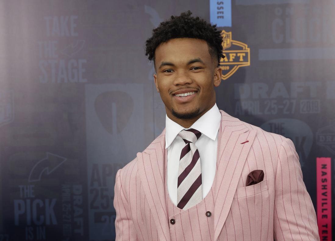 NFL Draft Football Kyler Murray