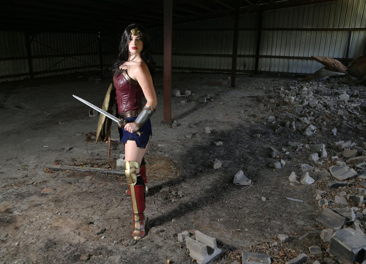 Wardrobe change: Costume hobby allows teen with Asperger's ...