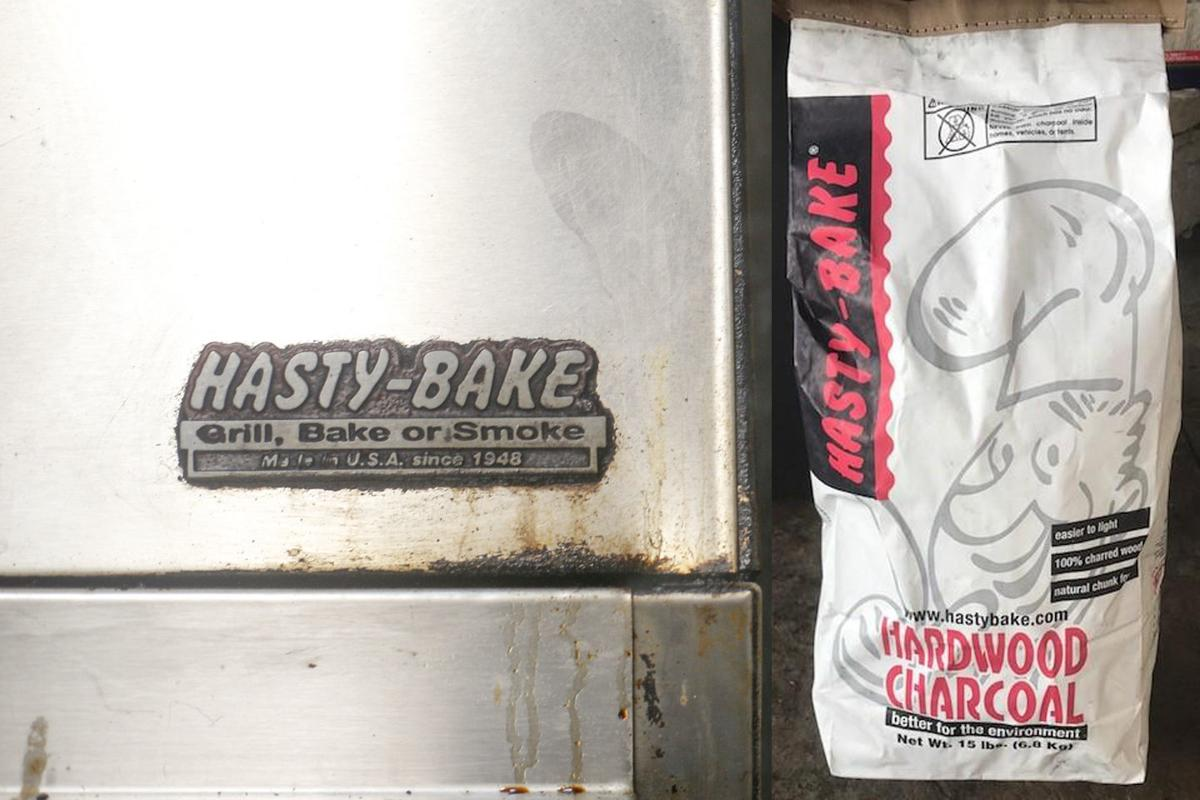 918 Day - Hasty Bake charcoal (copy)