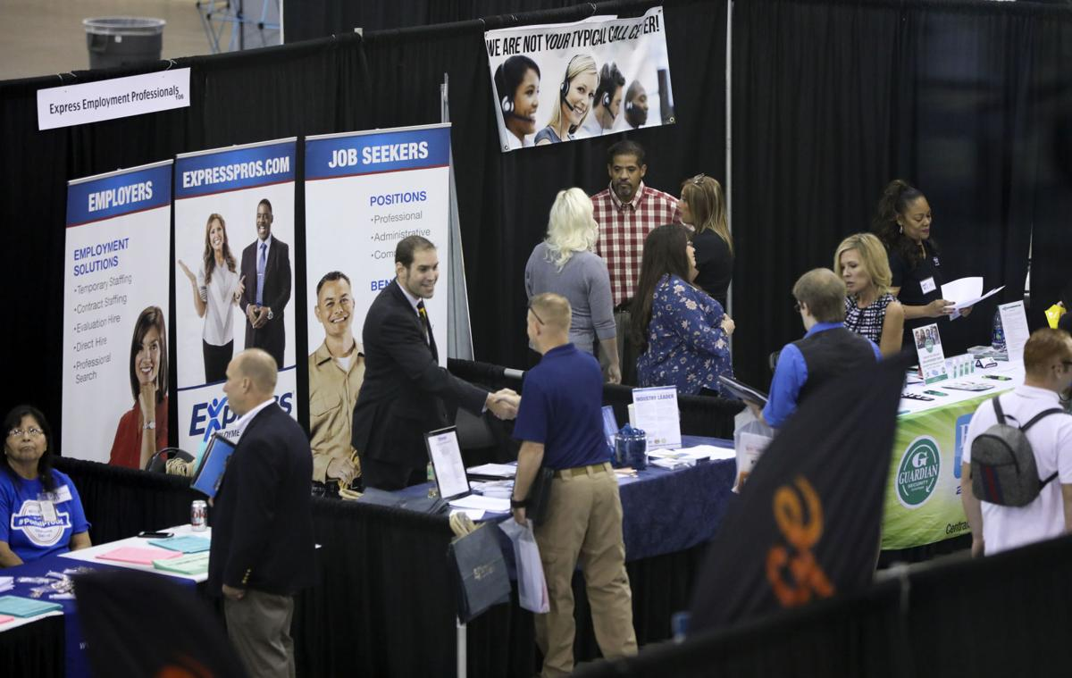 TulsaWorldJobs.com Career Fair: Tips for booth holders