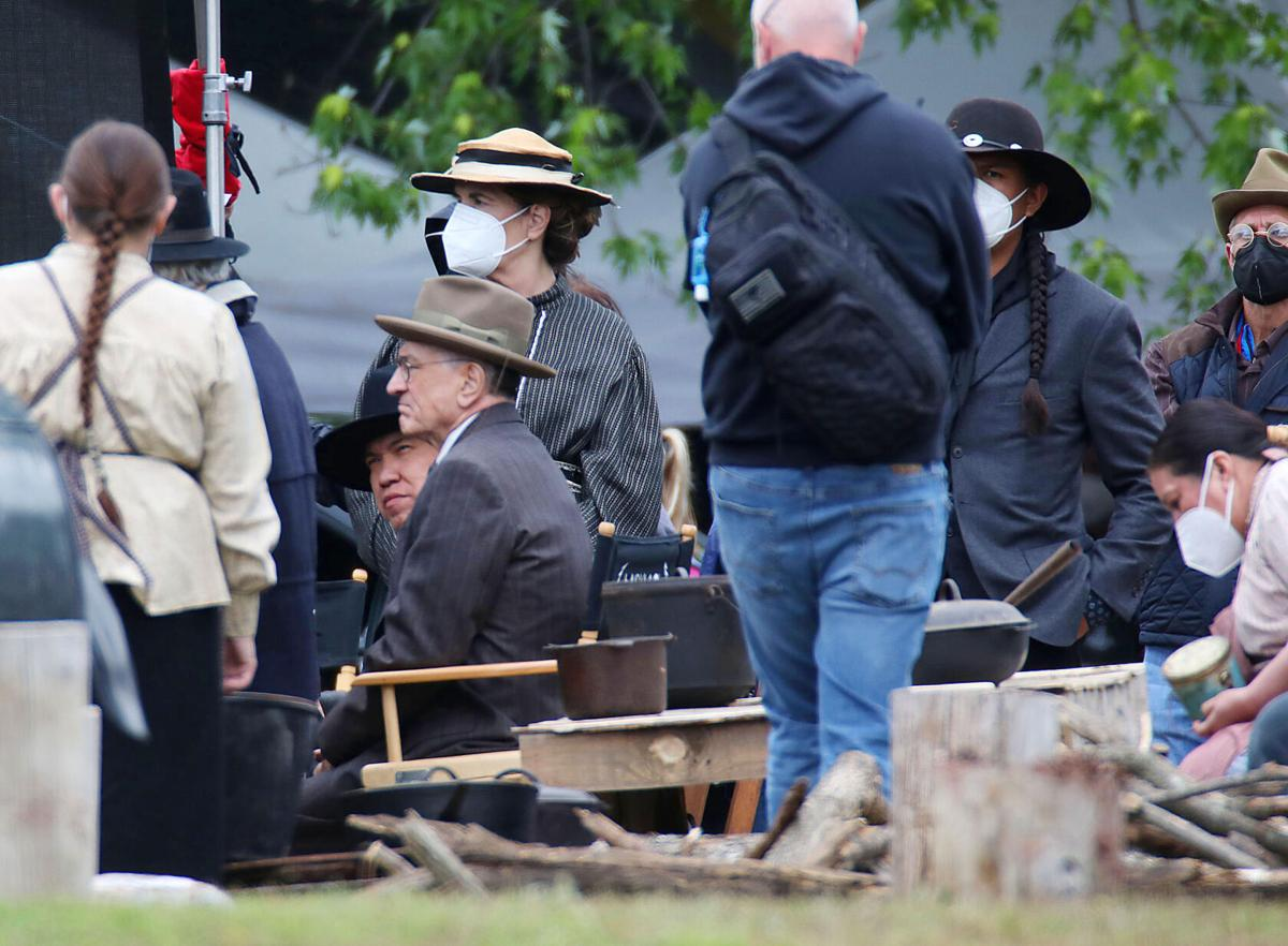 Fairfax Filming