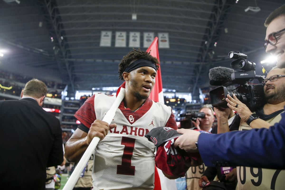 OU Football: Kyler Murray, now considered the favorite, draws