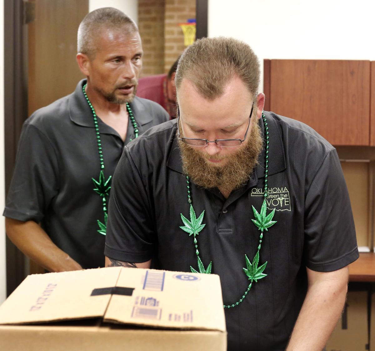 Meet the key players in Oklahoma's medical marijuana