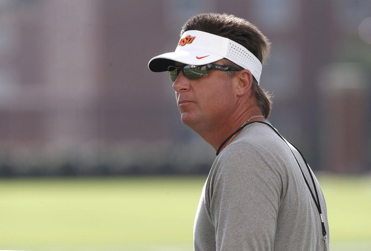 Oklahoma State football: How Mike Gundy handled the 24-48 ...
