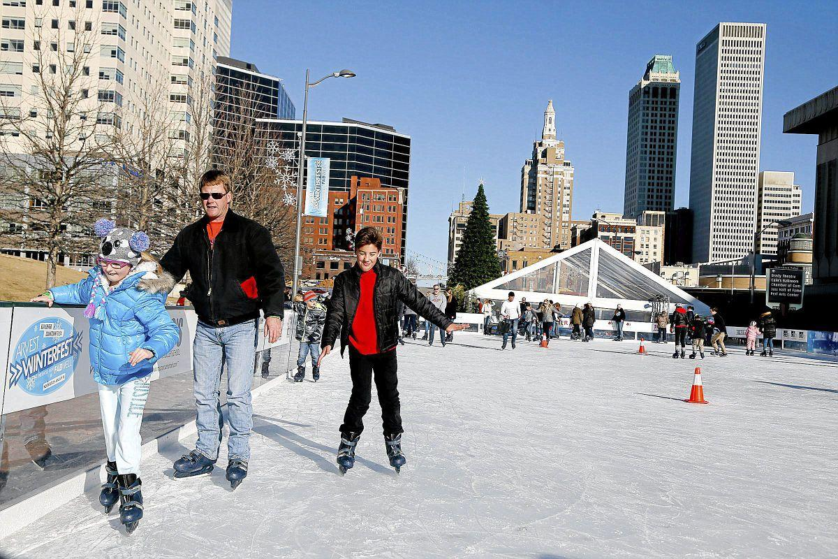 arvest winterfest returns to downtown tulsa on nov 25 with new