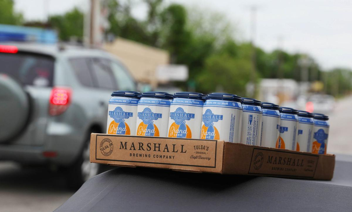 Beer Pick up