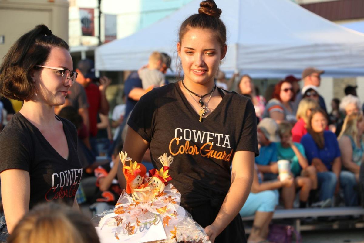 Coweta Band Pie Auction